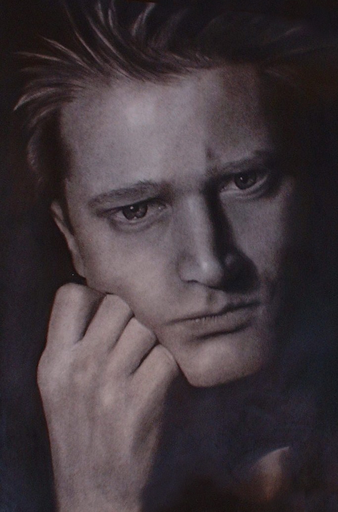 Self Portrait by Johnathon Crowley