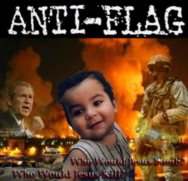 Anti-Flag Cover