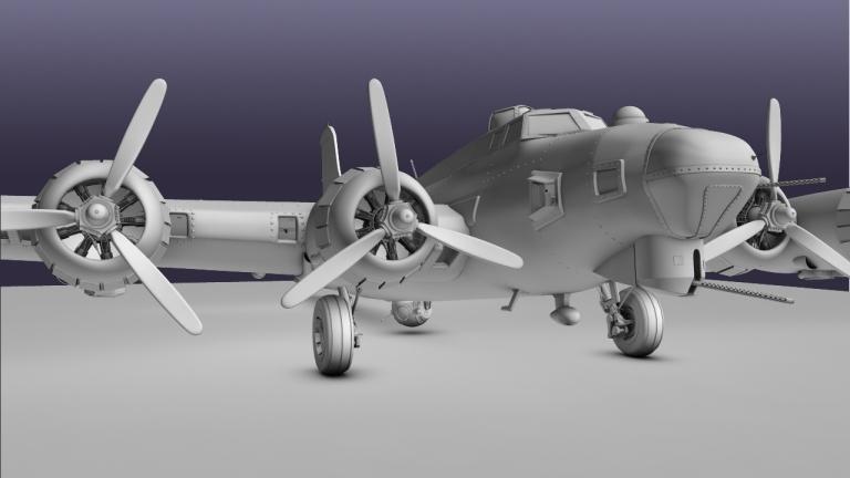 B17_G 3d Model