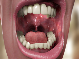 Mouth Texture Project